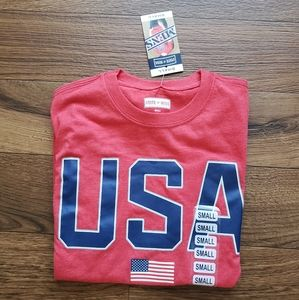 USA T-Shirt multiple sizes